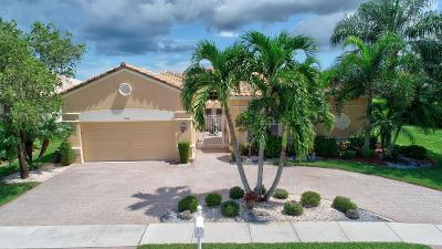 Lake Worth Single Family Home For Sale: 6440 Argento Street