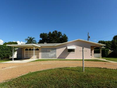 North Palm Beach Single Family Home For Sale: 2539 Wabash Drive