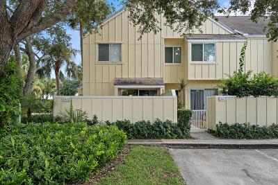 Jupiter FL Townhouse For Sale: $214,900