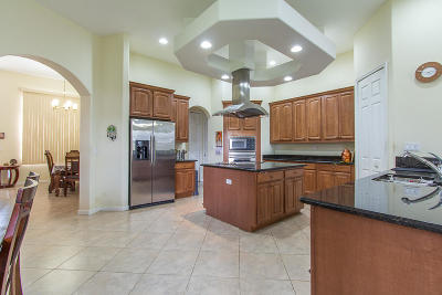 Port Saint Lucie Single Family Home For Sale: 5528 NW Scepter Drive