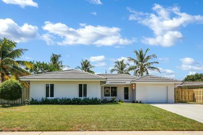 Boca Raton Single Family Home For Sale: 1249 SW 13 Avenue