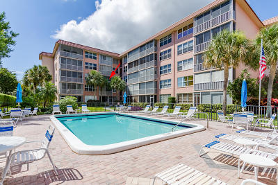 Delray Beach Condo For Sale: 2829 Florida Boulevard #302