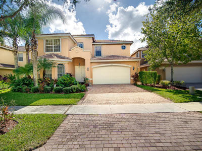 Boynton Beach Single Family Home For Sale: 11341 Sandstone Hill Terrace