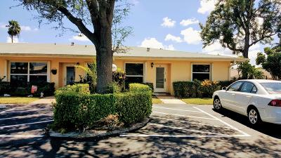 Delray Beach Rental For Rent: 1850 NW 13th Street #10 D