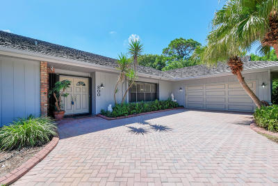 Jensen Beach Single Family Home For Sale: 800 NE Stokes Terrace