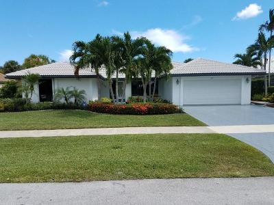 Deerfield Beach Single Family Home For Sale: 334 Deer Creek Run