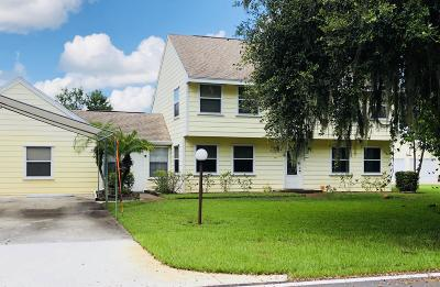 Okeechobee Single Family Home For Sale: 2101 SW 18th Lane