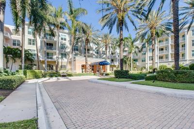 Lantana Condo For Sale: 804 E Windward Way #521