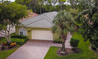 Boynton Beach Single Family Home For Sale: 8168 Brindisi Lane