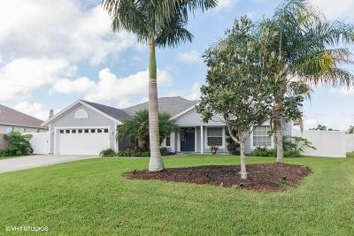 Port Saint Lucie Single Family Home For Sale: 5824 NW Whitecap Road