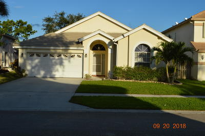 Broward County, Palm Beach County Single Family Home For Sale: 7334 Ashley Shores Circle