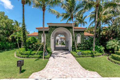 Jupiter Single Family Home For Sale: 397 Old Jupiter Beach Road