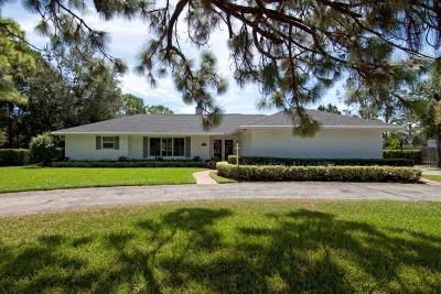 Jupiter Single Family Home For Sale: 5686 Shirley Drive