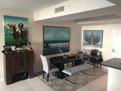 West Palm Beach Condo For Sale: 410 Evernia Street #502