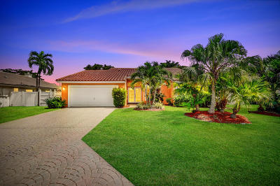 Boca Raton Single Family Home For Sale: 6950 NW 2nd Terrace