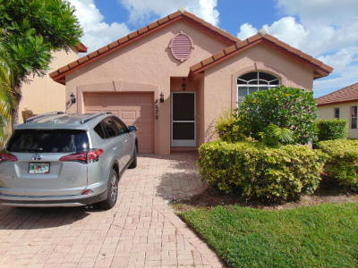 Broward County, Palm Beach County Single Family Home For Sale: 1078 Via Jardin