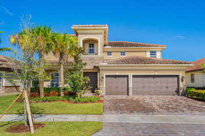 Parkland Single Family Home For Sale: 8740 S Miralago Way