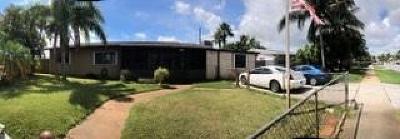 Lantana Single Family Home For Sale: 1402 W Ocean Avenue