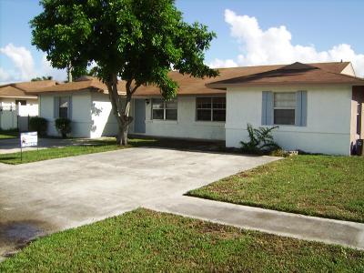 Palm Beach Gardens Rental For Rent: 4728 Arthur Street