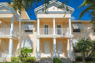 Jupiter FL Townhouse For Sale: $264,900