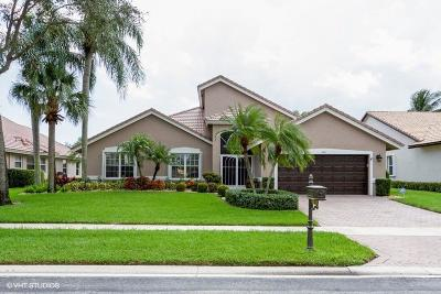 Boynton Beach Single Family Home For Sale: 6916 Grenelefe Road
