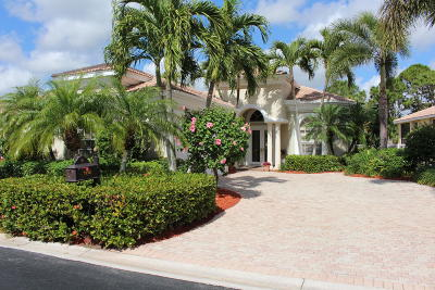 Delray Beach Single Family Home For Sale: 7958 Villa D Este Way