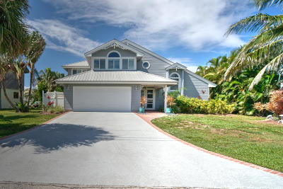 Fort Pierce Single Family Home For Sale: 1141 Granada Street