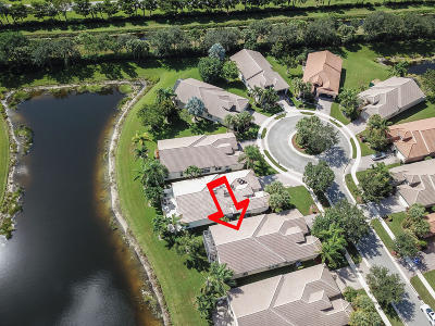 Lake Worth Single Family Home Contingent: 7932 Brookside Court