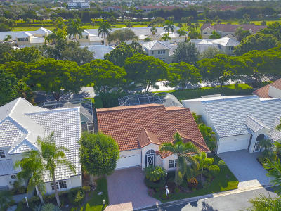 Boca Raton Single Family Home For Sale: 17338 Ventana Drive