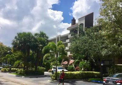 Delray Beach Rental For Rent: 955 Egret Circle #107