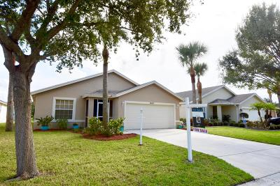 Stuart Single Family Home Contingent: 2662 SW Impala Way