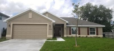 Port Saint Lucie Single Family Home For Sale: 2056 SW Americana Street