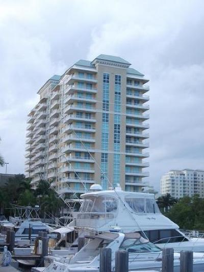 Boynton Beach Condo For Sale: 700 E Boynton Beach Boulevard #807