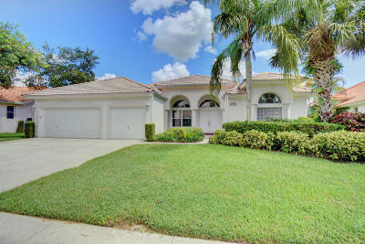 Lake Worth Single Family Home For Sale: 4442 Danielson Drive