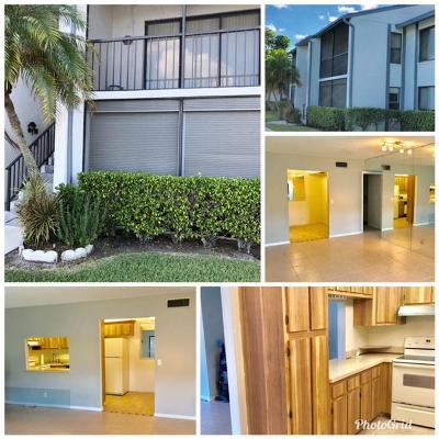 West Palm Beach Condo For Sale: 1004 Green Pine Boulevard #B1