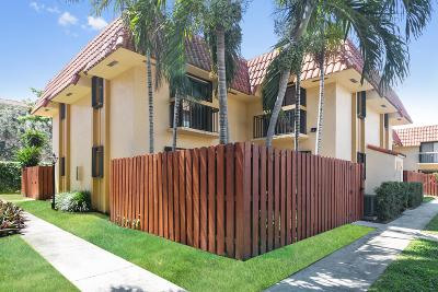 Boca Raton Townhouse For Sale: 1251 S Federal Highway #118