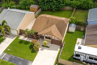 Boca Raton Single Family Home For Sale: 22984 Sandalfoot Boulevard