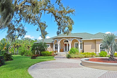 Fort Pierce Single Family Home For Sale: 11298 Muller Road