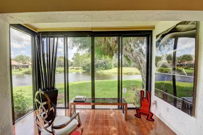Boca Raton Condo For Sale: 21988 Cypress Drive #43a
