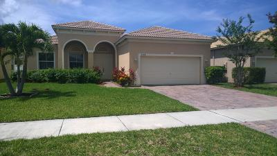 Fort Pierce Single Family Home For Sale: 5949 Spanish River Road