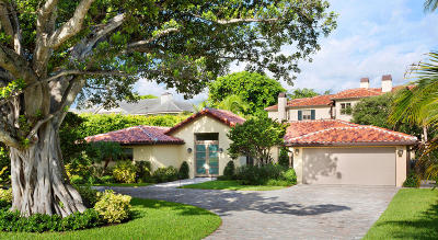 Broward County, Palm Beach County Single Family Home For Sale: 710 S Ocean Boulevard