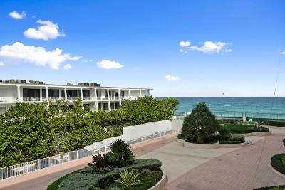 Palm Beach Condo For Sale: 2295 S Ocean Boulevard #420