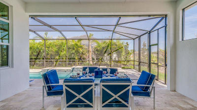 Vero Beach Single Family Home For Sale: 1442 Lily's Cay Circle