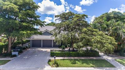 Boca Raton, Delray Beach, Boynton Beach Single Family Home For Sale: 7572 Mandarin Drive