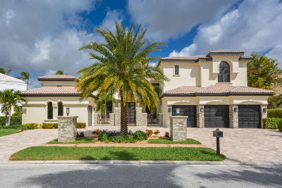 Boca Raton, Delray Beach, Boynton Beach Single Family Home For Sale: 7121 Lions Head Lane