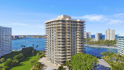Carlton, Carlton House Condo Condo For Sale: 901 E Camino Real #6a