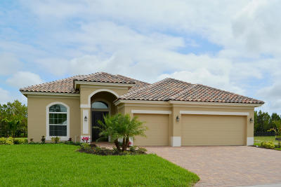 Vero Beach Single Family Home For Sale: 3272 Berkley Square Way