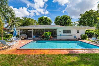 Plantation Single Family Home For Sale: 5211 SW 10th Street