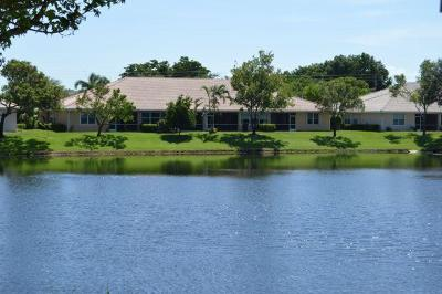 Delray Beach Single Family Home For Sale: 212 Coral Trace Court