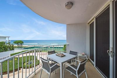Palm Beach Condo For Sale: 2295 S Ocean Boulevard #424